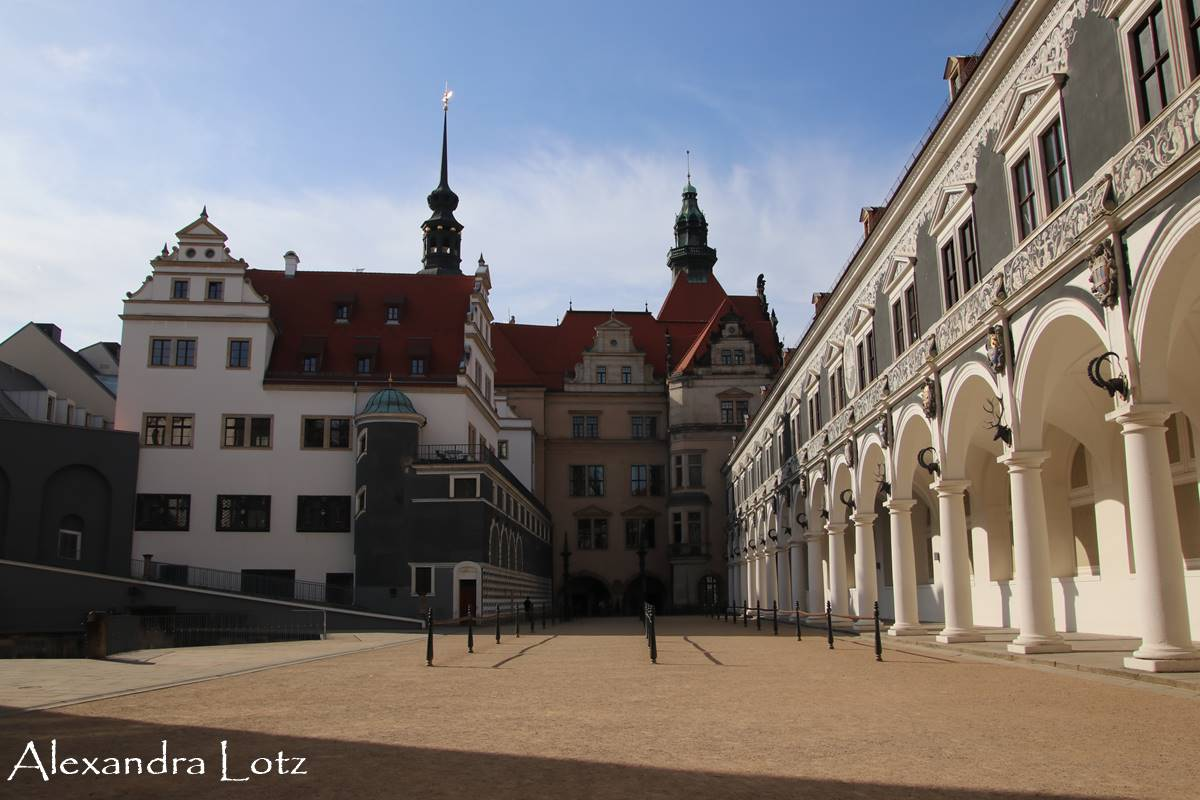 Horses & Heritage of Saxony (Germany) in July 2020